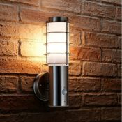 Sol 72 Outdoor, Garwood Outdoor Sconce with Motion
