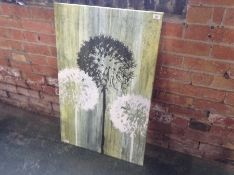East Urban Home,Print on Wrapped Canvas RRP £83.99(10043/30 JMND1031)