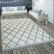 Flachgewebe-Teppich Burden in Weiß Teppichgröße: Rechteckig 160 x 230 cm,1 RRP£76.99(Norden