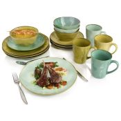 Sänger, 16 Piece Dinnerware Set, Service for 4 - RRP £64.99 (SFHH1088 - 20321/20) 3F