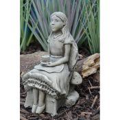 Sol 72 Outdoor, Lisette Statue - RRP £26.99 (DZTE1032 - 20315/20) 1F