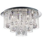 Willa Arlo Interiors, 8-Light Flush Mount - RRP £166.99 (SRL4798 - 17435/1) 6F