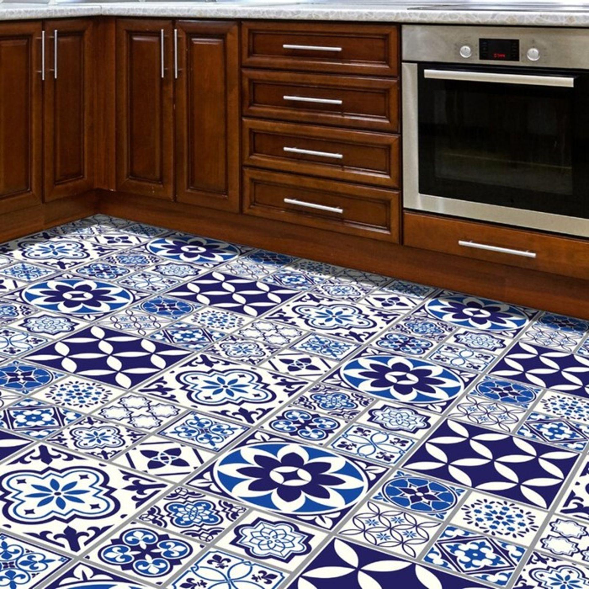 World Menagerie, Waller 120x60 cm Mosaic Tile in B