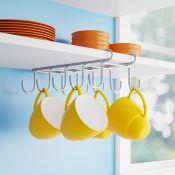 Wayfair Basics, Under Shelf Basket - RRP £8.39 (VO