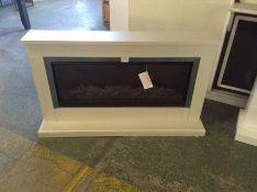 BeModern,Hansford Grande Electric Fire Suite RRP £589.99(20386/4 AAKE1013)