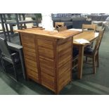 Bay Isle Home,Woodside Dining Table RRP£239.99(H17228 - 8/36 VDAX7370.41114120)