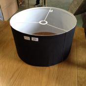 LARGE CHARCOAL LAMPSHADE (MX3-21)