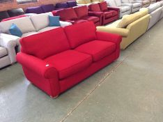 MADISON,FRASER CRIMSON RED 2.5 SEATER (SFL369)