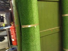 LARGE ROLL OF ASTRO TURF
