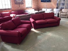 MADISON,COSSETTE MULBERRY 2.5 SEATER & 2 SEATER (S