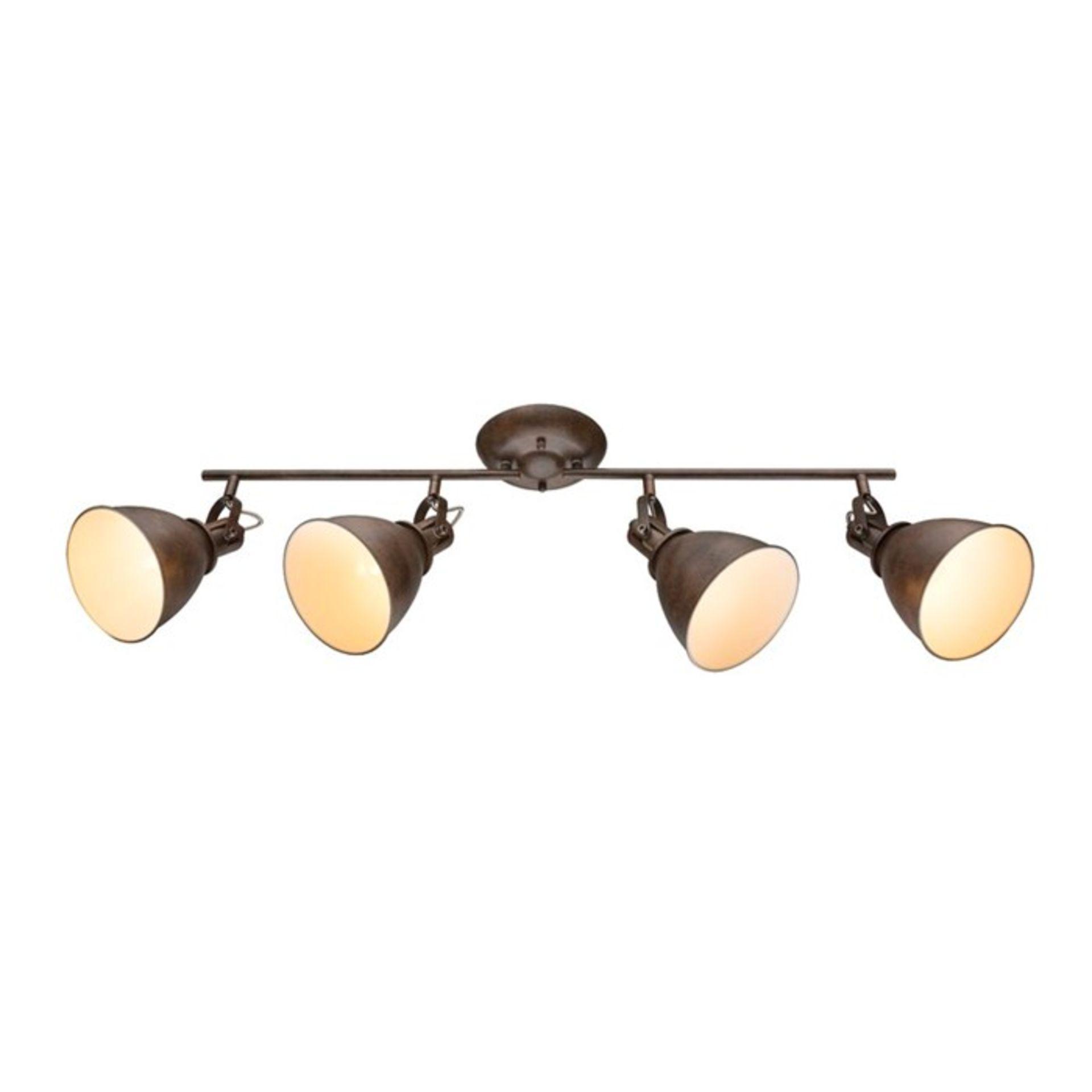 dCor design, 4 Light track kit (BLACK) - RRP £77.99 (DNOR9067 - 16136/45) 7E
