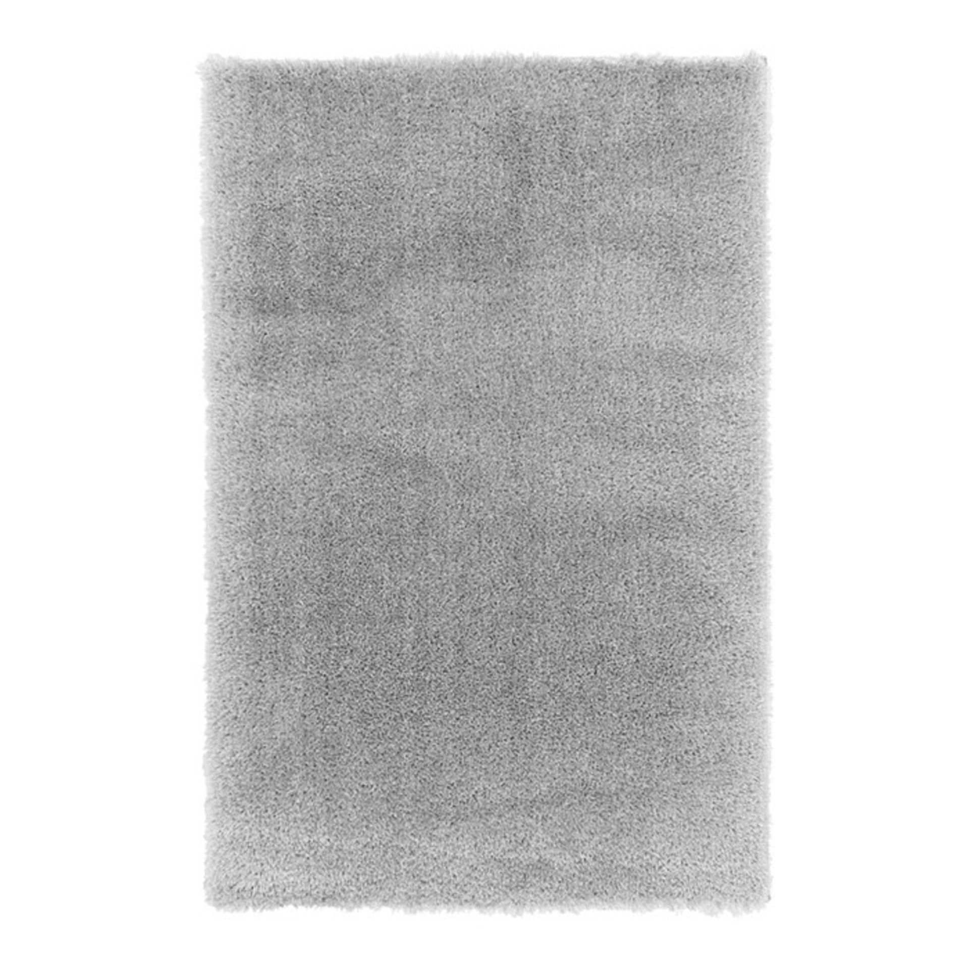 Well Woven,Feather Shag Super Thick Modern Grey Area Rug - RRP £83.99 (160x220cm) (WEWO1036 -16899/
