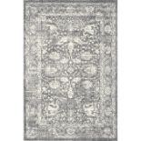 Marlow Home Co.,Alexia Tufted Grey; Silver Rug - RRP £33.99 (120x170cm) (CCOP2821 -17633/30)