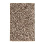 17 Stories,Jarett Beige/Cream Area Rug - RRP £29.99 (80x150cm) (RILY1541 -16899/2)