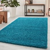 17 Stories Dream Turquoise Rug (120x170cm)(CCOO3283 - 16851/45)