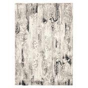Brayden Studio,Weisinger Grey/White Rug - RRP £67.99 (BDFR1063 -17633/12)