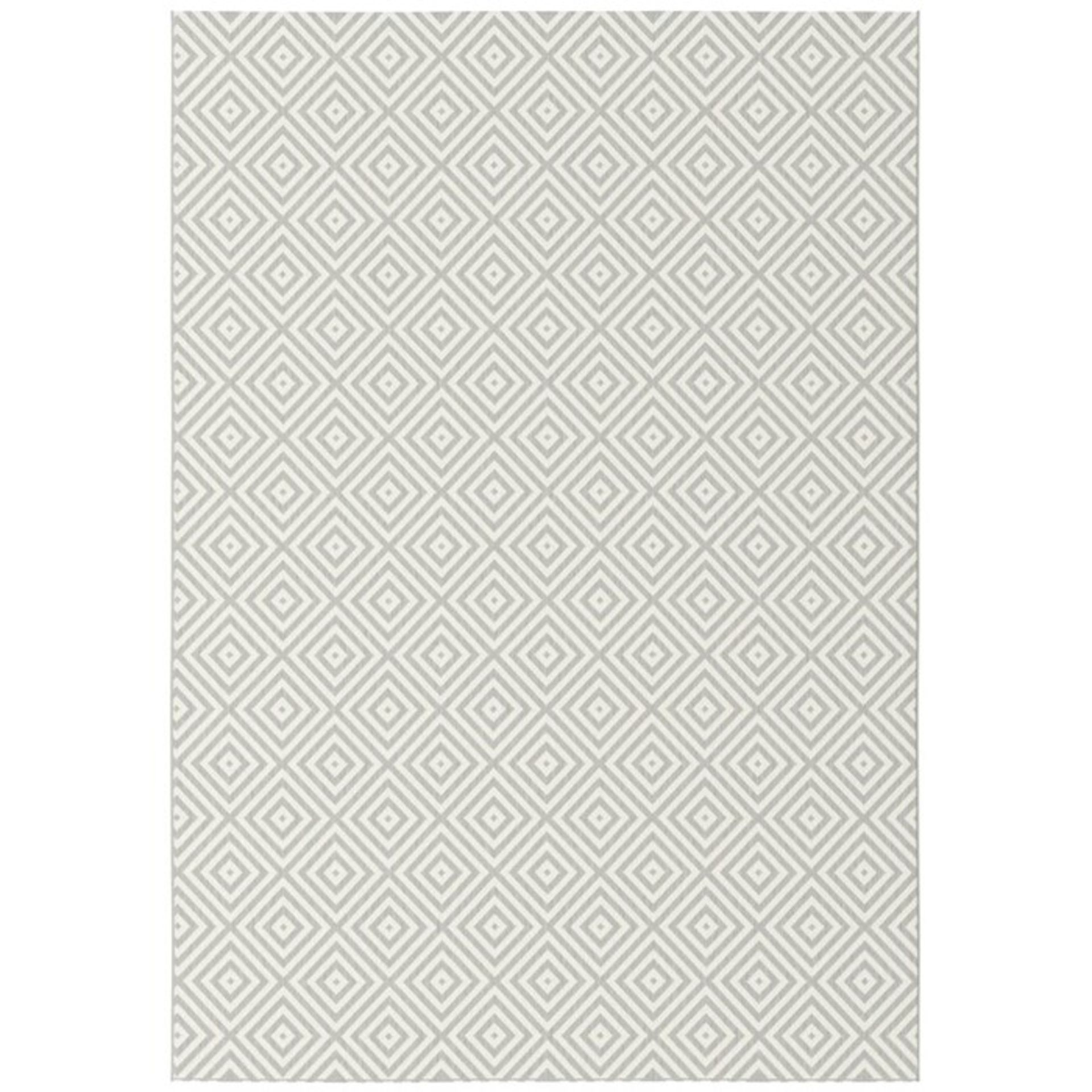 17 Stories,Cathryn Grey Indoor/Outdoor Rug - RRP £35.82 (BINV1194 -17633/13)