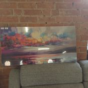 Caracella,'Stratocumulus' by Scott Naismith Painting Print on Canvas RRP -£51.99(18608/18 -