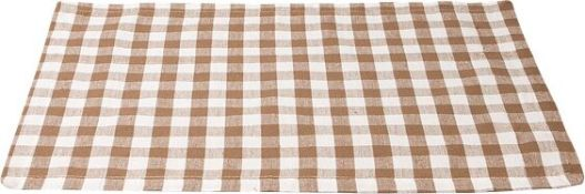 Brambly Cottage, Karson Cotton Placemat Colour: Stonegrey - RRP £21.99 (ITMC1780.9549673 -