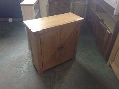 Winchester Oak Cupboard(CO-CUP-E26) (DAMAGE FRONT)