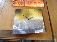 Mercury Row,Confer Analogue Wall Clock RRP -£47.99