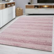 17 Stories,Saima in Pink Rug RRP -£39.99 (120x170)(19402/22 -ALDZ1319)
