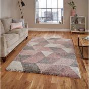 Norden Home,Paula Rose Rug RRP -£119.99 (120x170)(19402/33 -RGDT1759)