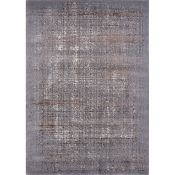 Williston Forge,Lacey Modern Vintage Light Grey/Bronze Area Rug RRP -£65.99 (120x170cm)(11989/20 -