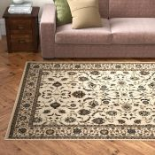 Three Posts,Haines Beige Rug RRP -£213.99 (14006/15 -TPOS1815)