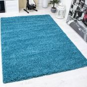 Riley Ave.,Mae Teal Area Rug RRP -£54.99 (160x230cm)(11989/7 -CCOO3191)