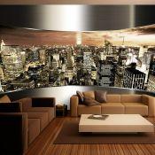 East Urban Home, New York City Panorama 210cm x 300cm Wallpaper - RRP £99.99 (ARGT8353 - 20380/17)