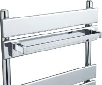 Hudson Reed, 45cm Wall Mounted Magnetic Towel Rail (ATTACHES ON TO RADIATOR AS SHOWN IN PICTURE) -
