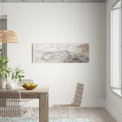 East Urban Home, Panorama Abstract 666 Graphic Art Print on Canvas - RRP £89.99 (BULS1899 - 20380/