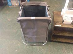  x1  Foldable Laundry Basket (Damage)  RRP-   NO CODE 