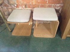  x1  Wooden Single Bench Seats (damage)  RRP-   NO CODE DAMAGE 
