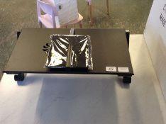 Symple Stuff Laptop Ständer 13 Zoll Schwarz