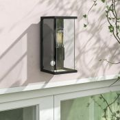 Lucide, Claire Outdoor Sconce with PIR Sensor - RRP £74.99 (KBRI1022 - 9531/5) 4E