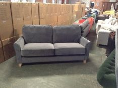 BROADWAY AMALFI GREY 3 SEATER(SFL1117 -70021248309