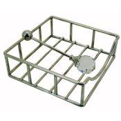 Aulica, Crystal Flat Napkin Holder - RRP £39.99 (BDHG1459 - 20819/35) 1B
