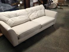 NATURAL 3 SEATER SOFA TR002077 W00842413