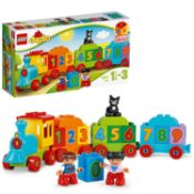 LEGO DUPLO My First Number Train Toy Building Set - 10847, £13.00 RRP