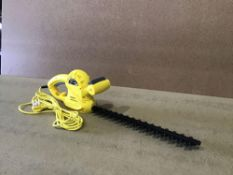 Challenge 45cm Corded Hedge Trimmer 400W - £25.00 RRP