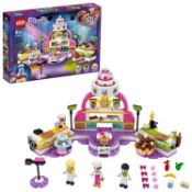 LEGO Friends Baking Competition Set with Toy Cakes - 41393, £35.00 RRP