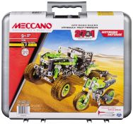Meccano 27-in-1 Off Road Racers, £60.00 RRP