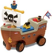 Little Tikes Play n Scoop Pirate Ship, £40.00 RRP
