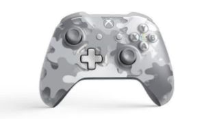 Official Xbox One Wireless Controller - Arctic Camo 735/2012 £64.99 RRP