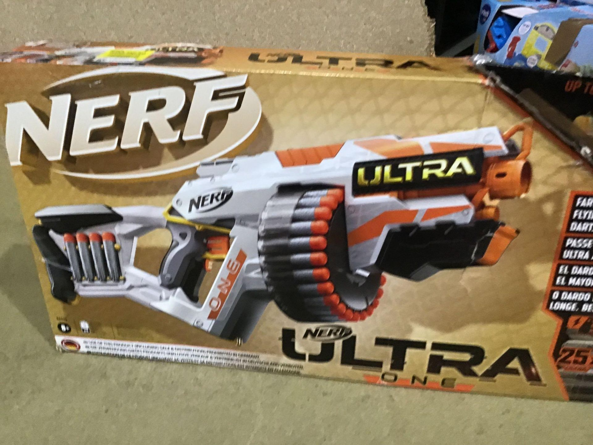 Nerf Ultra One Motorised Blaster, £50.00 RRP - Image 2 of 4