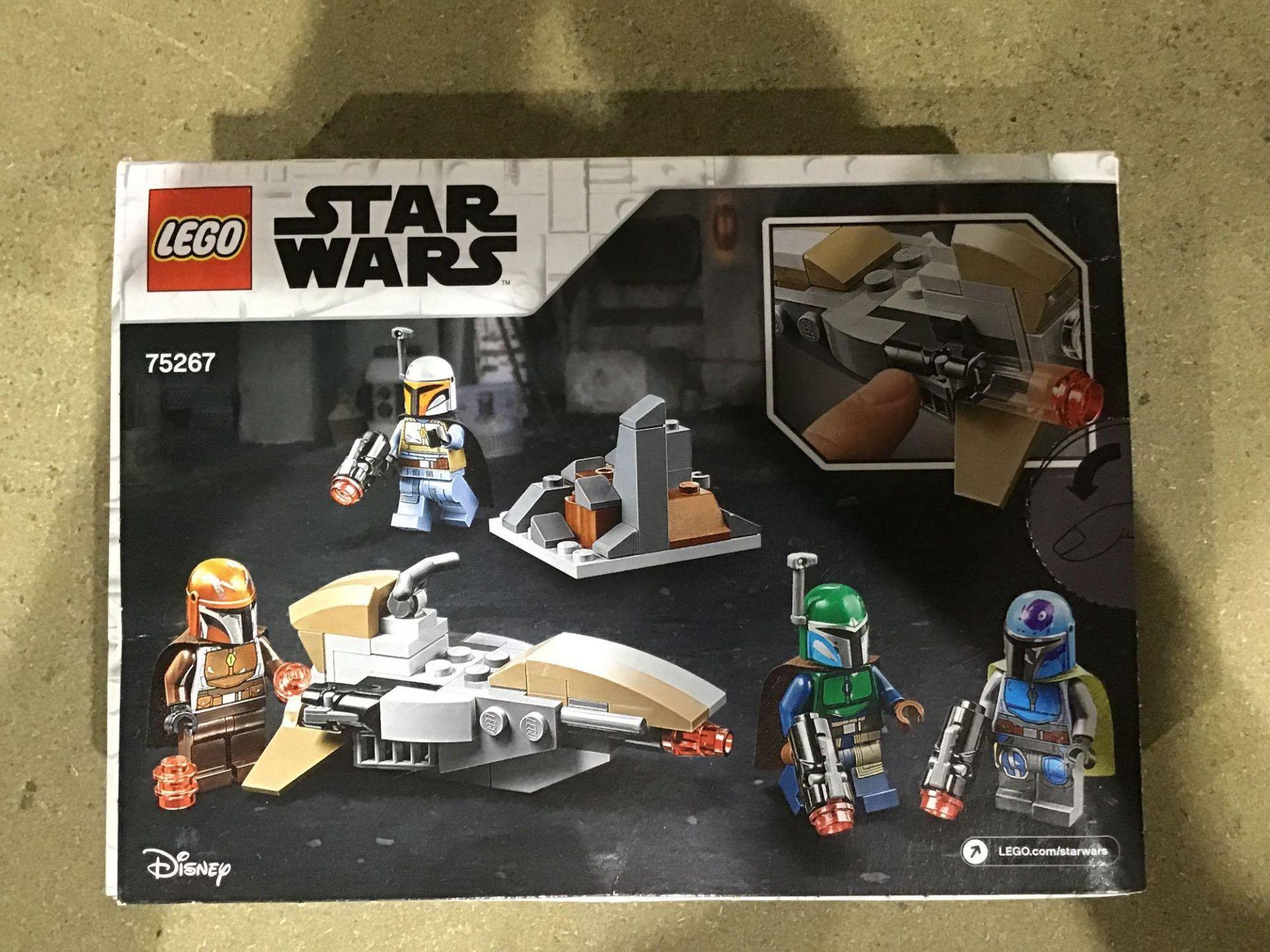 LEGO Star Wars Mandalorian Battle Pack Building Set - 75267 (337/0500) - £13.00 RRP - Image 3 of 4
