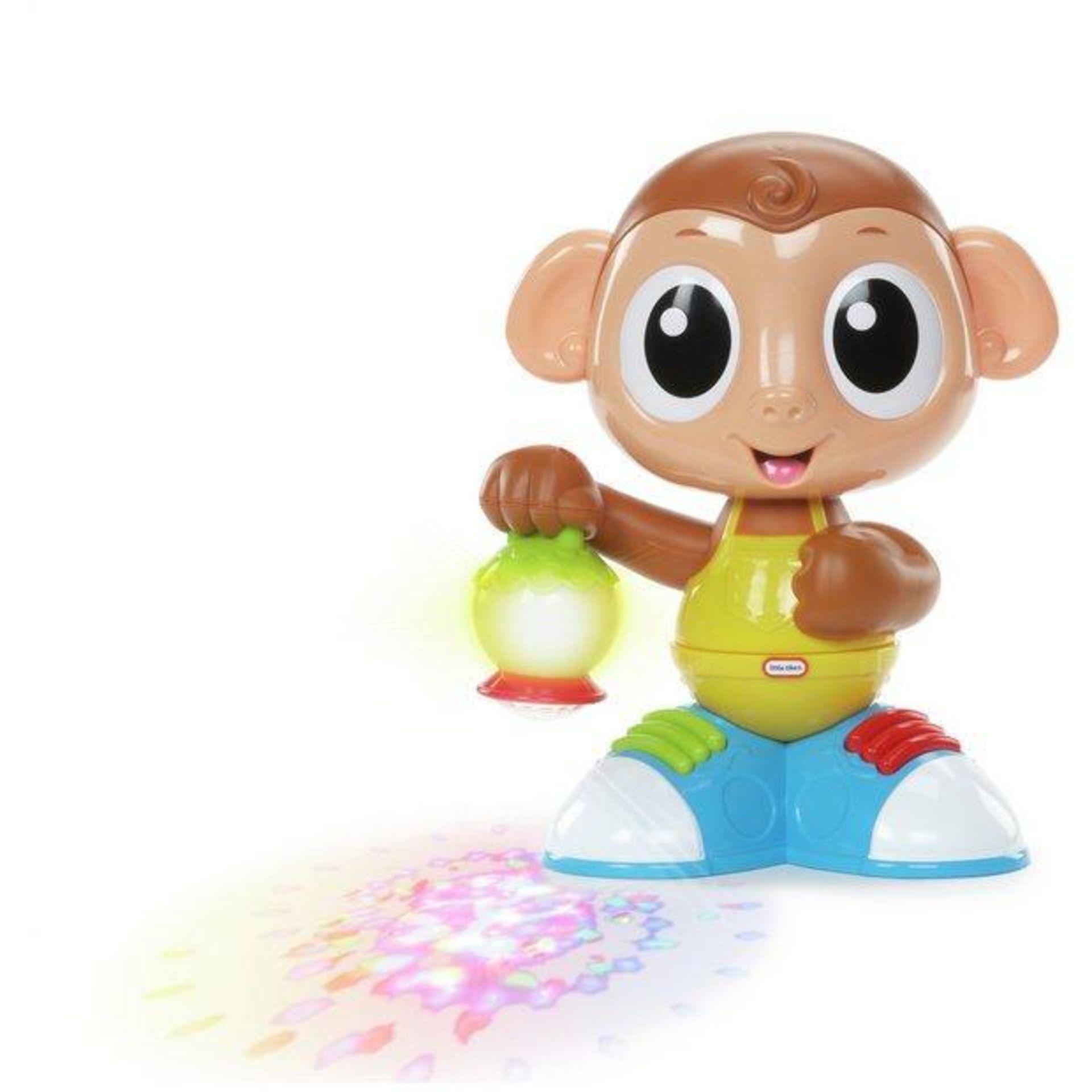 Little Tikes Moving Lights Monkey - £12.00 RRP