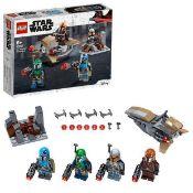 LEGO Star Wars Mandalorian Battle Pack Building Set - 75267 (337/0500) - £13.00 RRP